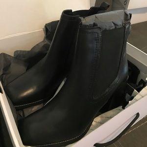 ALDO Women's GRERASA Ankle Boot Black 7 B US